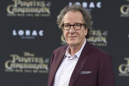 "Mandatory Credit: Photo by Invision/AP/REX/Shutterstock (9241835bd) Geoffrey Rush arrives at the Los Angeles premiere of ""Pirates of the Caribbean: Dead Men Tell No Tales"" at the Dolby Theatre on LA Premiere of ""Pirates of the Caribbean: Dead Men Tell No Tales"" - Arrivals, Los Angeles, USA - 18 May 2017"