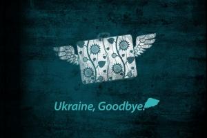 Ukraine.Goodbye